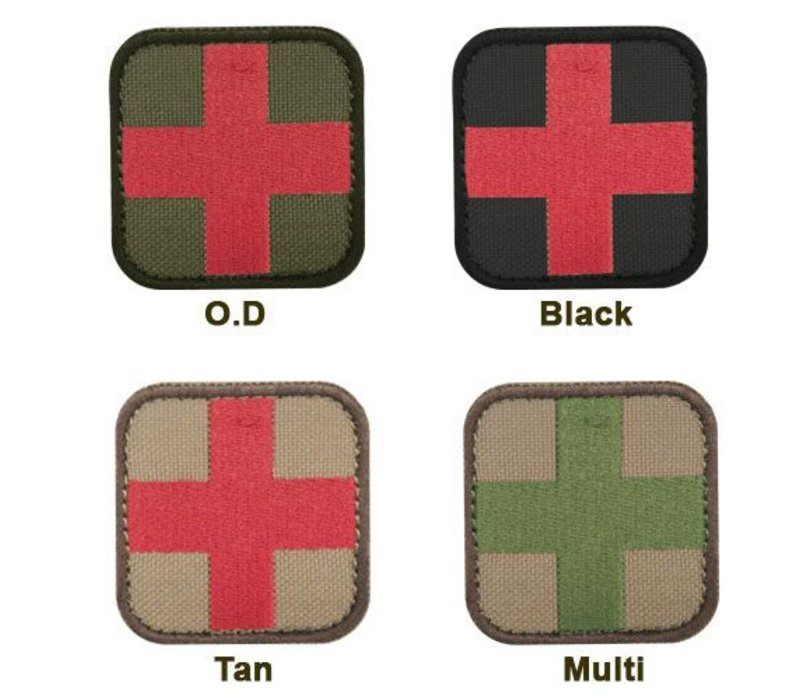 231 Medic Badge - Olive Drab