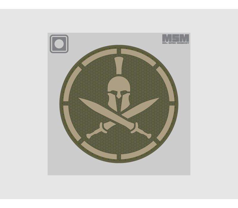 Spartan Helmet PVC - SWAT