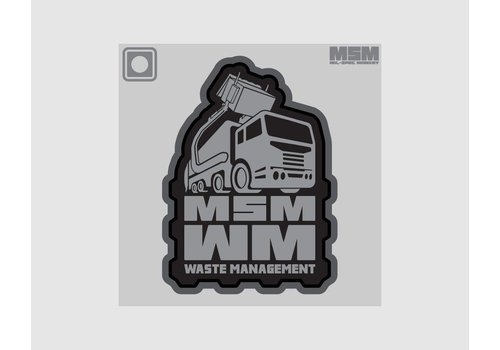 MilSpec Monkey Waste Management PVC - Urban