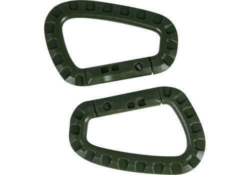 Viper Tactical Carabina 2 stuks - green