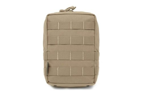 Warrior Elite OPS Large Utility MOLLE Pouch - Coyote Tan