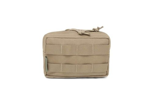 Warrior Elite OPS Small Horizontal Molle Pouch - Coyote Tan