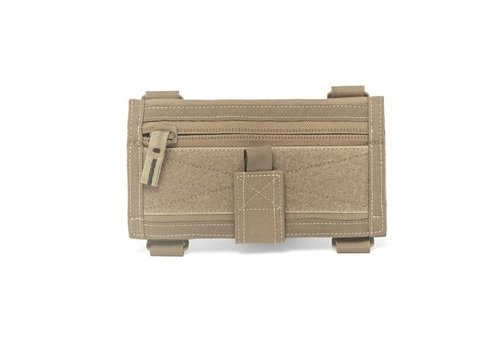 Warrior Elite OPS Tactical Wrist Case - Coyote Tan