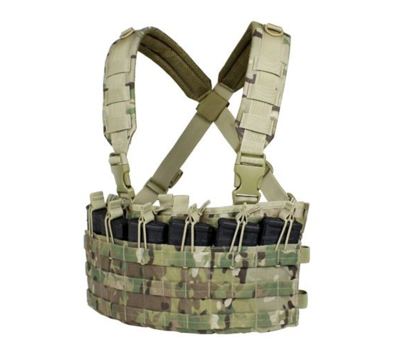 MCR6 Rapid Assault Chest Rig - MultiCam