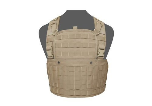Warrior Elite 901 OPS Chest Rig Base - Coyote Tan