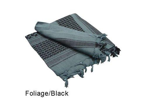 Condor 201 Shemagh - Black Foliage
