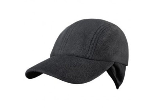 Condor Yukon Fleece Hat - Black