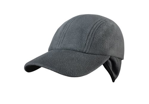 Condor Yukon Fleece Hat - Graphite