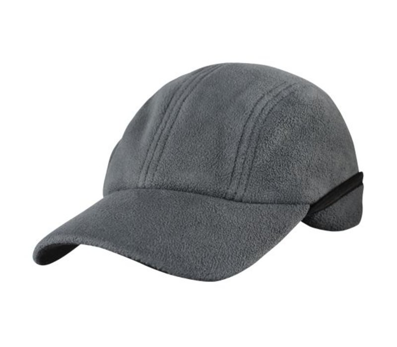 Yukon Fleece Hat - Graphite