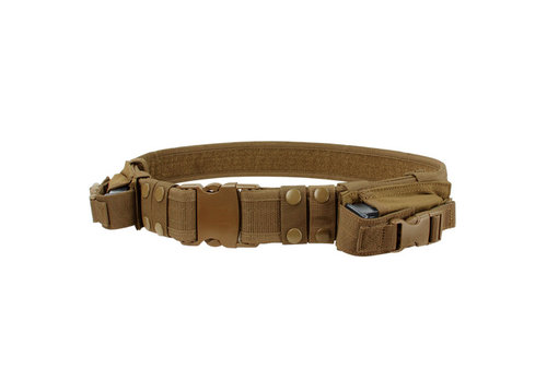 Condor TB Tactical Belt - Coyote Brown