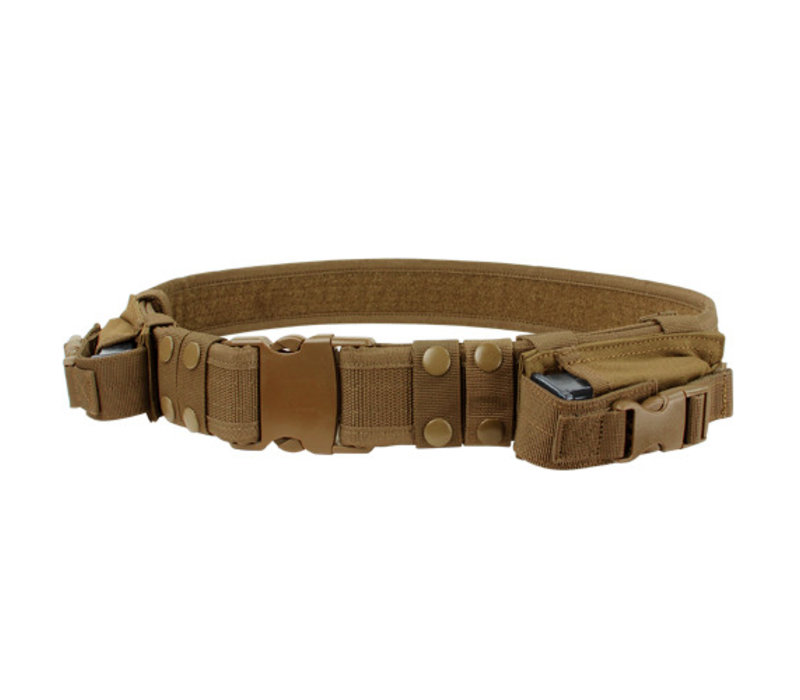 TB Tactical Belt - Coyote Brown