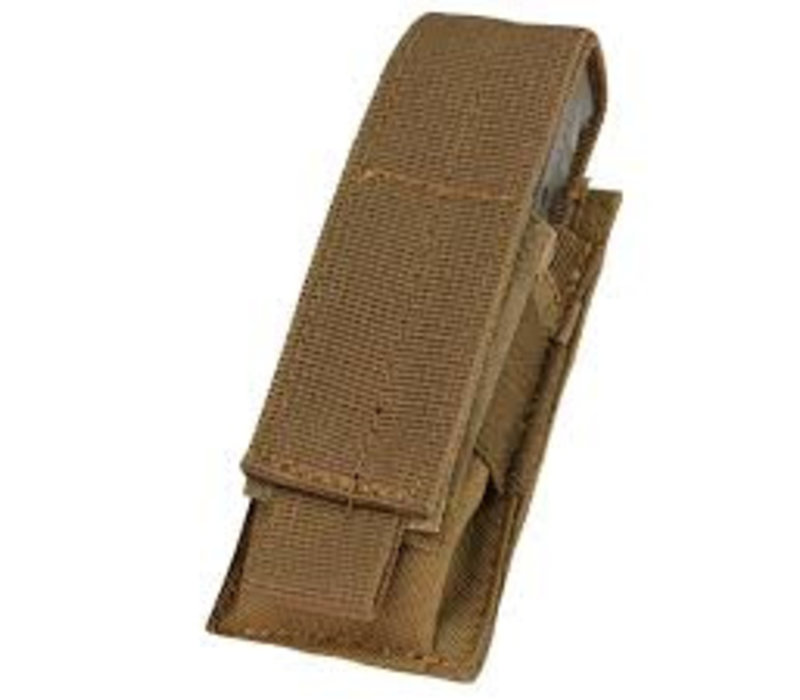 MA32 Single Pistol Mag Pouch - Coyote Brown