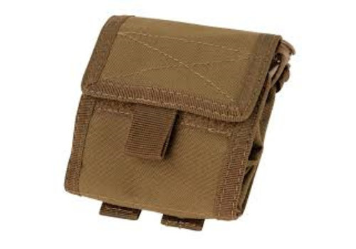 Condor Roll Up Utility Pouch - Coyote Brown