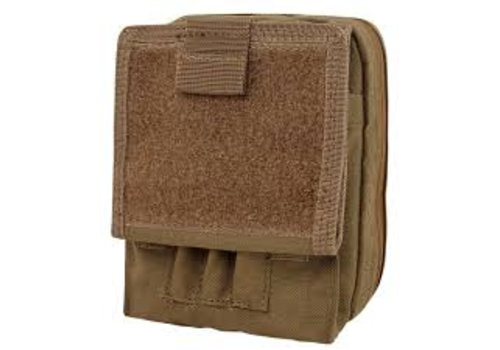 Condor MA35 Map Pouch - Coyote Brown