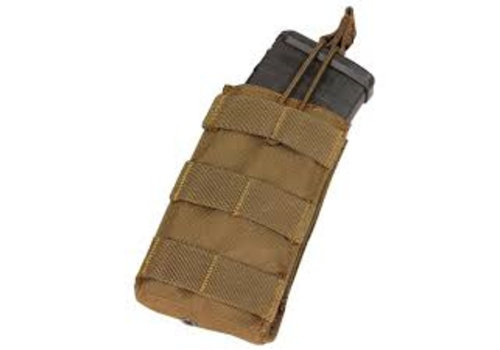 Condor MA18 Single Open Top M4/M16 Mag Pouch - Coyote Brown