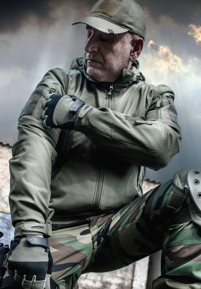 Pentagon ARTAXES SF (softshell) Jacket Level V