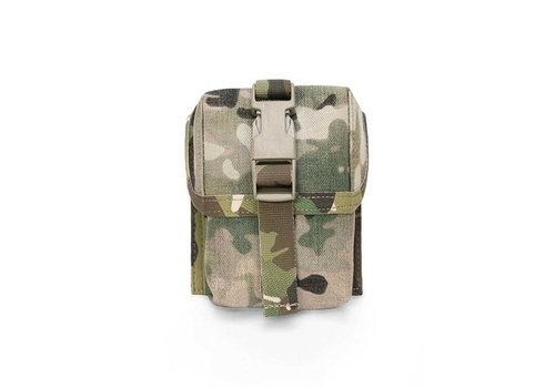 Warrior Elite OPS .338 and 7.62 Mag Pouch - MultiCam