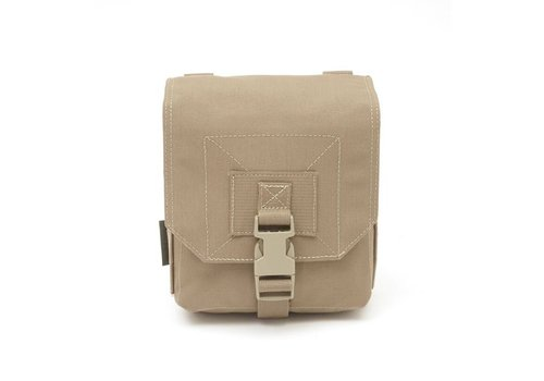 Warrior 200 Rd 5.56 Minimi pouch - Coyote Tan