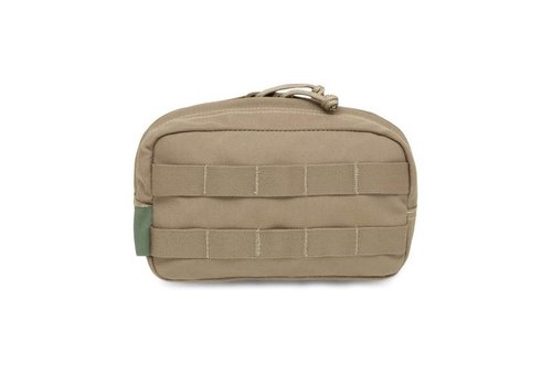 Warrior Elite OPS Medium Horizontal Pouch - Coyote Tan