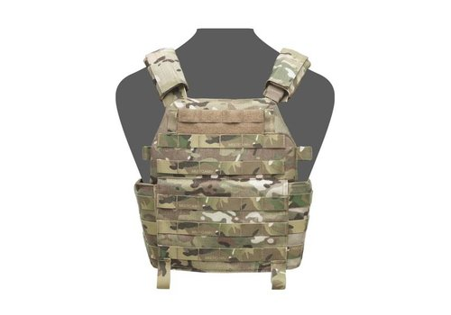 Warrior DCS Special Forces Base Plate Carrier - MultiCam