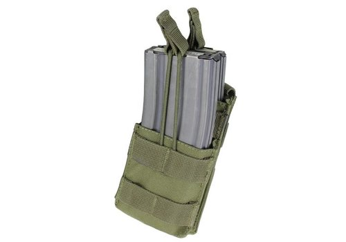 Condor MA42 Single Stacker M4 Mag Pouch - Olive Drab