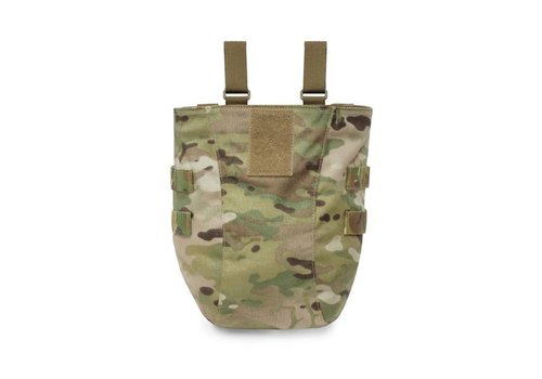 Warrior Elite OPS Large Roll Up Dump Gen2 - MultiCam