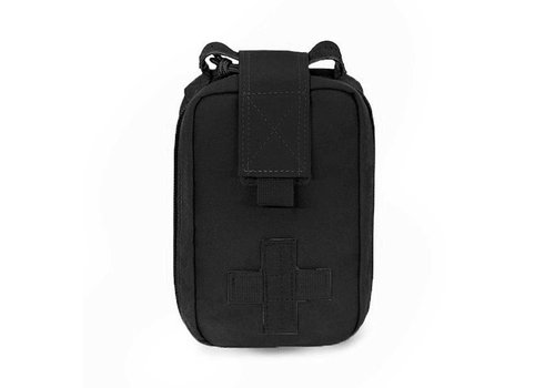 Warrior Elite OPS Personal Rip Off Medic Pouch - Black
