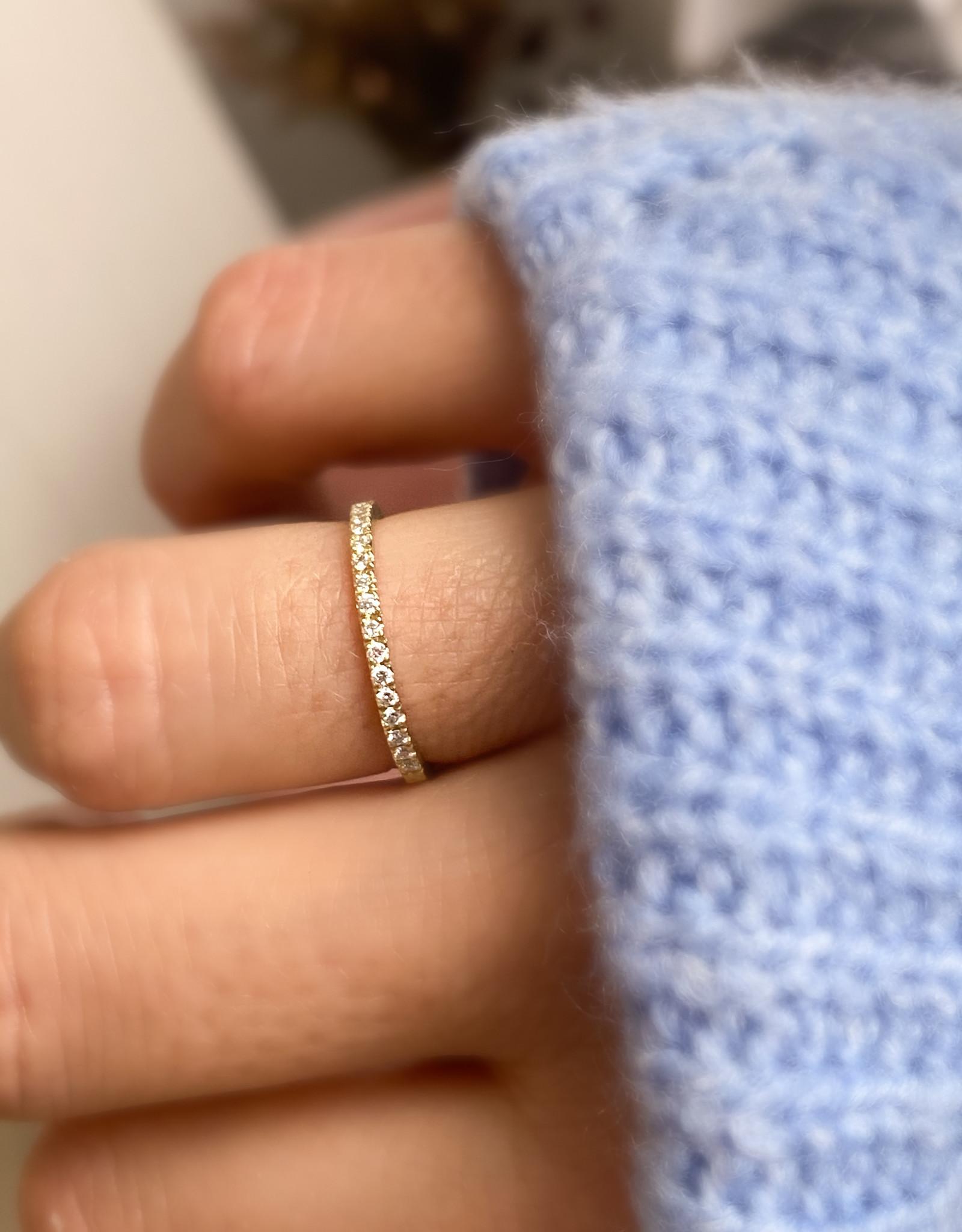 Atelier Maison Bridal 25- geel, wit en rosé goud - diamant