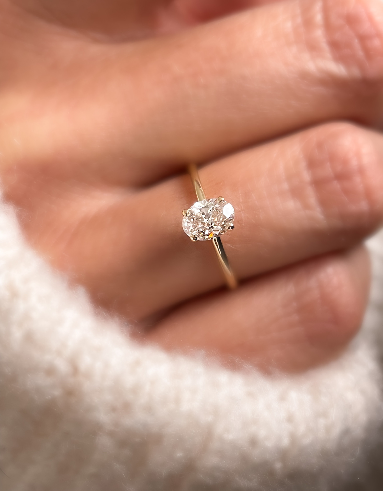 Atelier Maison Perfectly Splendid - geel, wit en rosé goud - Diamant