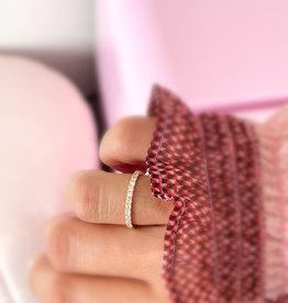 Atelier Maison The Marriage - geel, wit en rosé goud - diamant