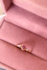 Atelier Maison Paradise - geel, wit en rosé goud