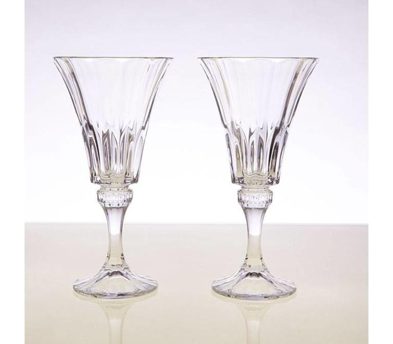Wellington Wine Glasses, set of 2