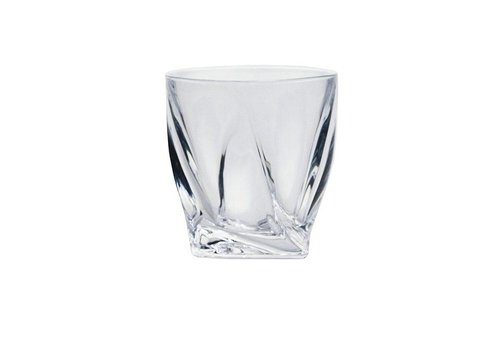 Twist Whiskey Tumblers, set of 6