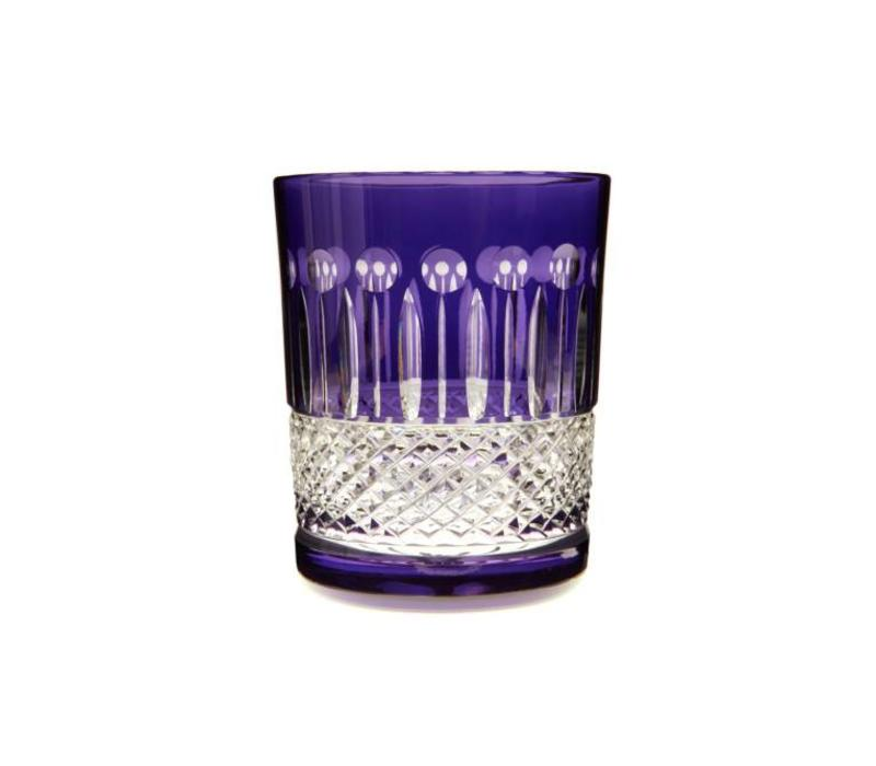 Rainbow Purple Tumblers, set of 2