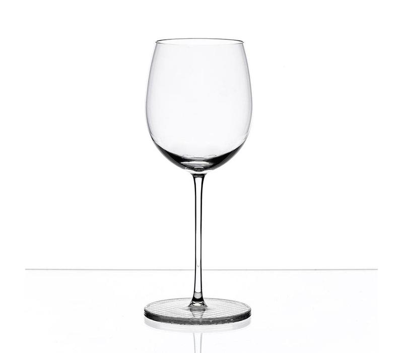 Klasik White Wine Crystal Glass, set of 2, 210ml