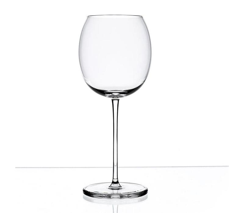 Klasik Red Wine Crystal Glass, set of 2, 300ml