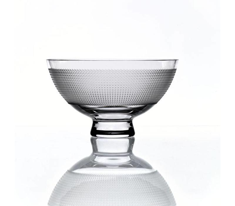 Frantisek Vizner crystal medium bowl