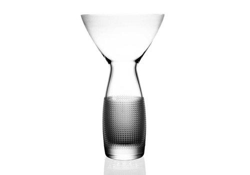 Bomma  Frantisek Vizner crystal large vase