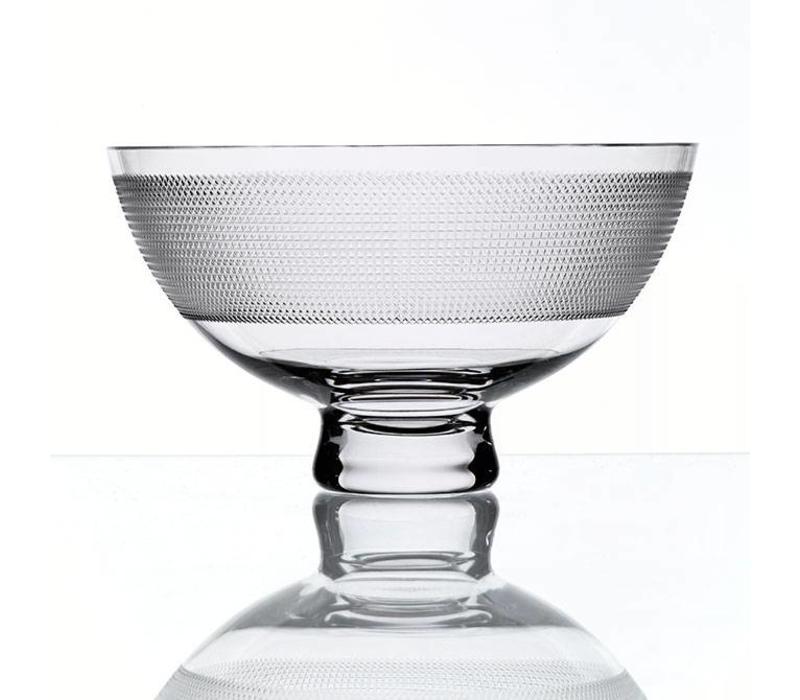 Frantisek Vizner crystal large bowl