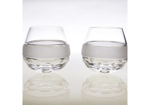 Bubble Whisky Tumbler, set of 2