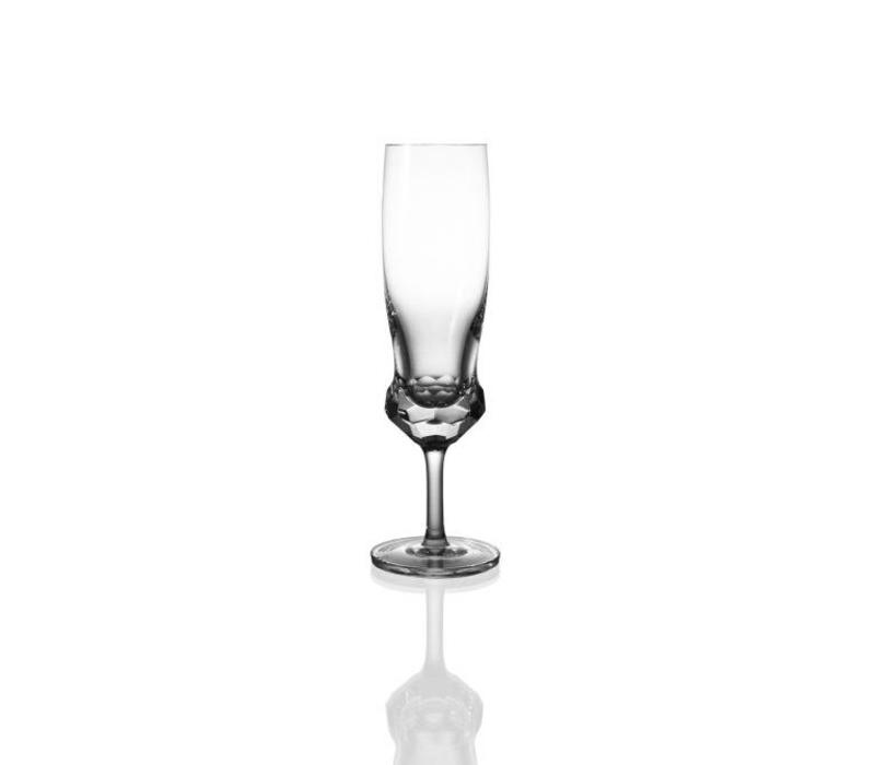 Bomma Gem Champagne Flute 210ml, set of 2