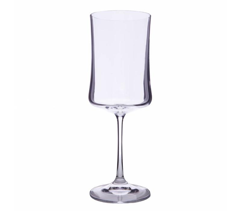 Amadeus Wine Crystal Glasses, set of 6