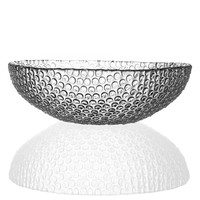 Bubbles Medium Crystal Bowl, 27cm