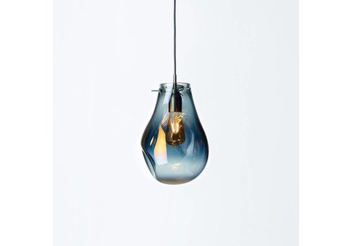 Bomma  Soap Crystal Pendant, Blue