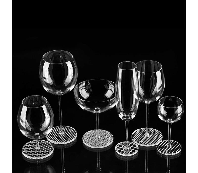 Klasik Crystal Champagne Flute, set of 2, 160ml