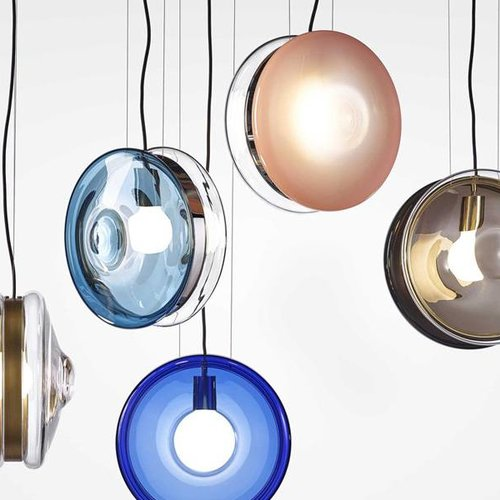 How to create stylish lighting with crystal glass pendant lamps?