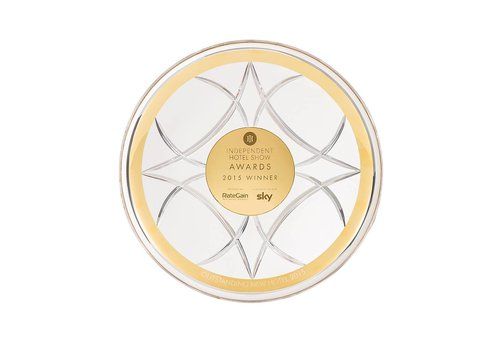 Gurasu Crystal  Bespoke Crystal Trophy