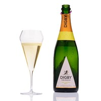 THE DIGBY ENGLISH SPARKLING WINE GLASS™ BY GURASU LONDON