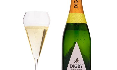 Digby & Gurasu Launch First English Sparkling Wine Glass