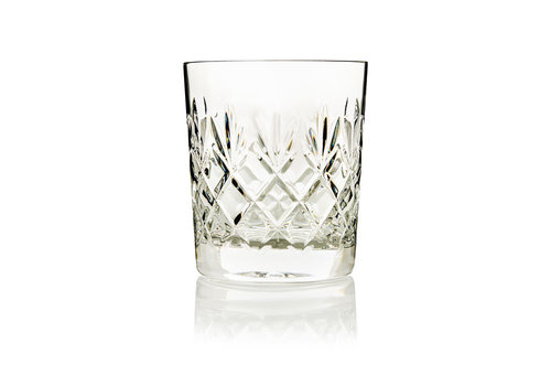 Gurasu Crystal  Pineapple Double Old Fashioned, set of 2